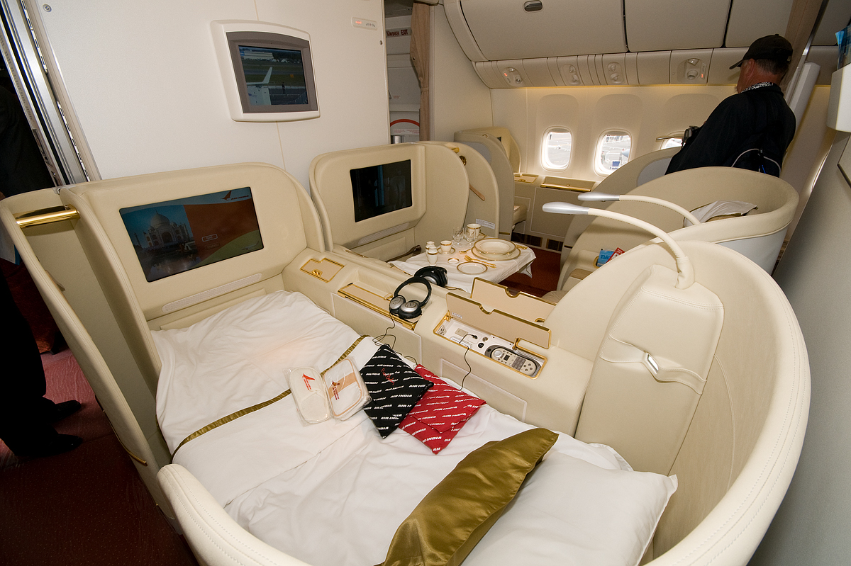 Air India 1st Class Cabin Drnaz His Network Of Human