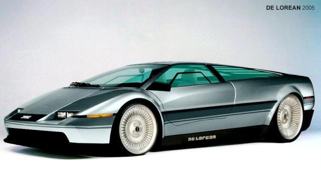 2005 DeLorean?